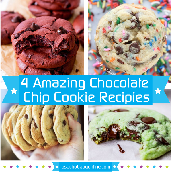 Unique Chocolate Chip Cookie Recipes