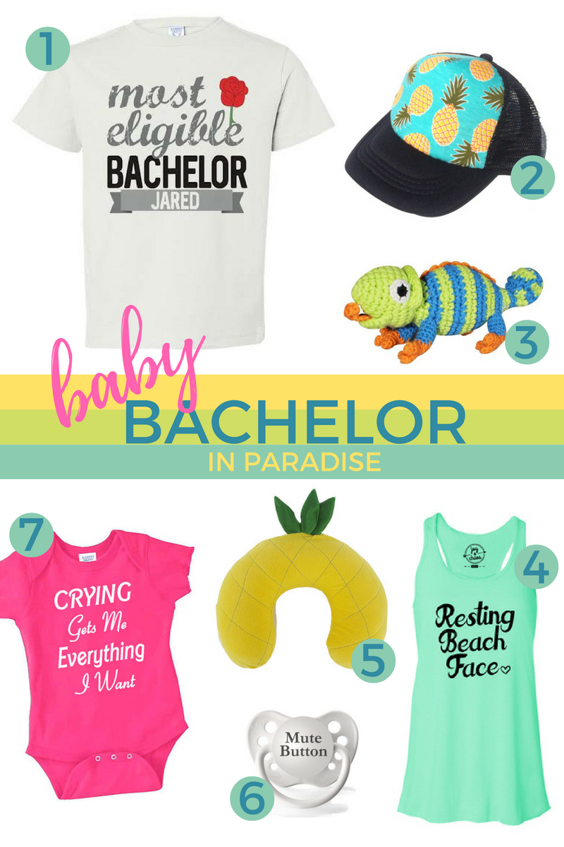Funny Baby Bachelor Gift Ideas