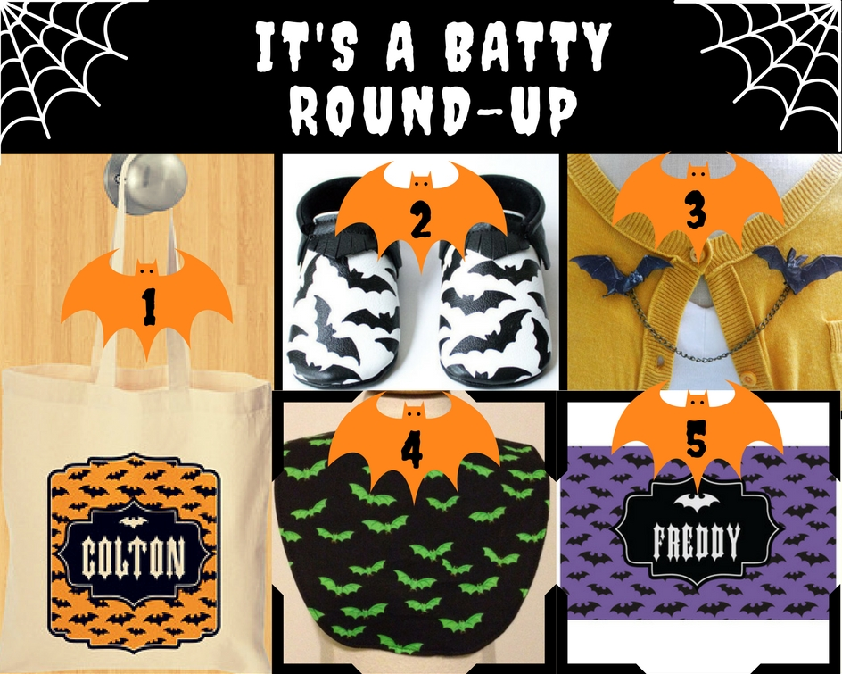 Halloween Bat Gift Ideas