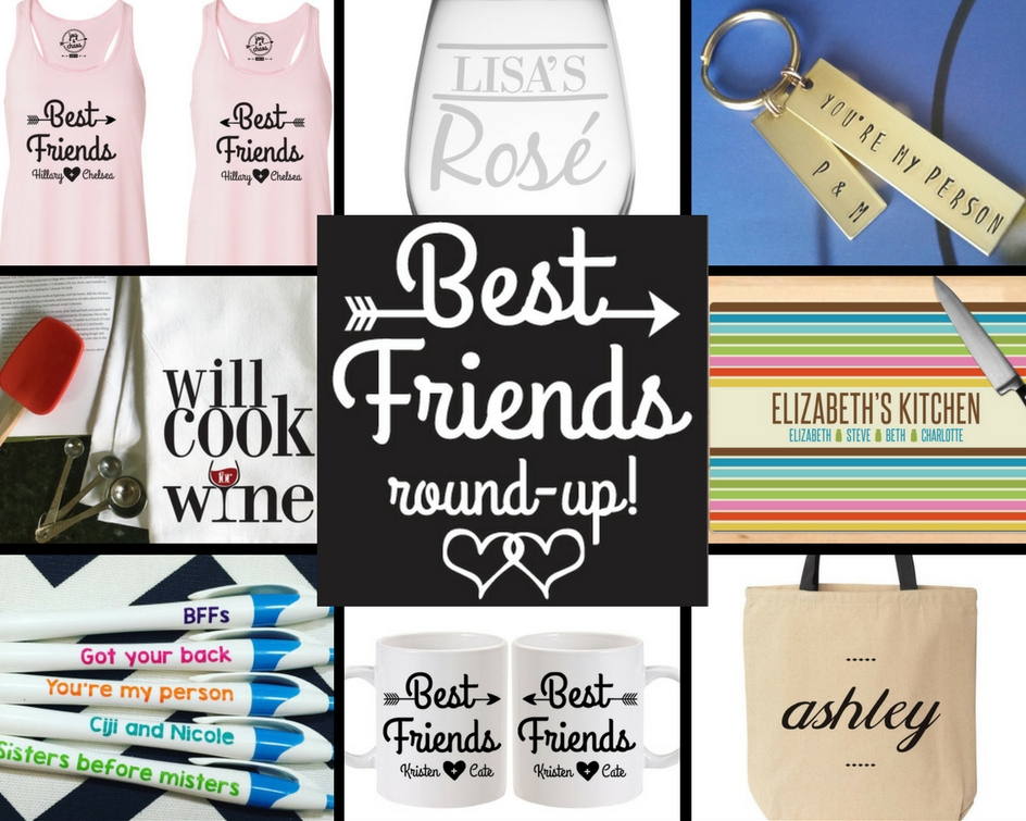 Best Friend Gift Ideas!