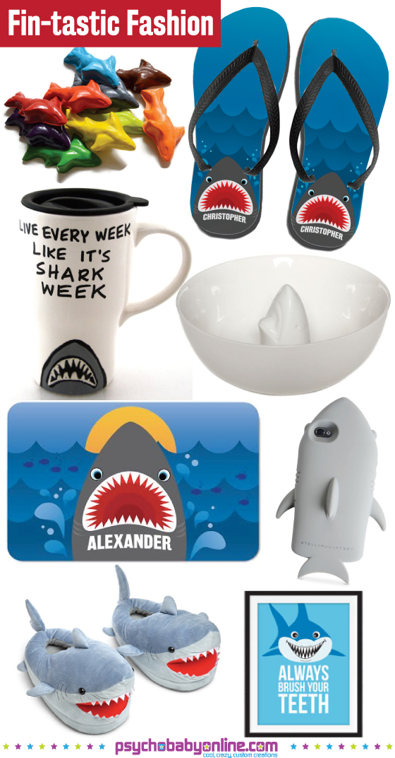 Cool Shark Gift Ideas for Kids & Adults