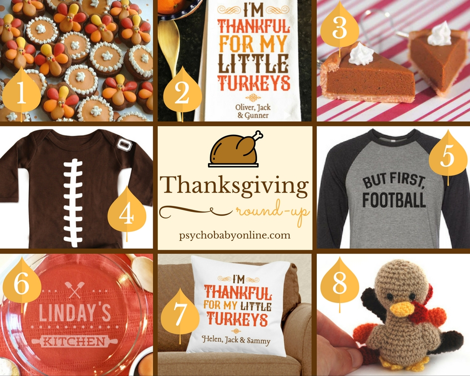Thanksgiving Decor & Gift Round-Up
