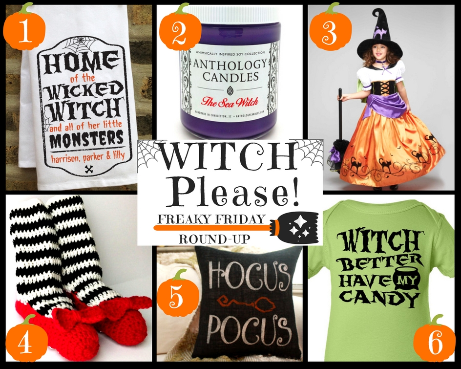 Halloween Witch Gift Ideas
