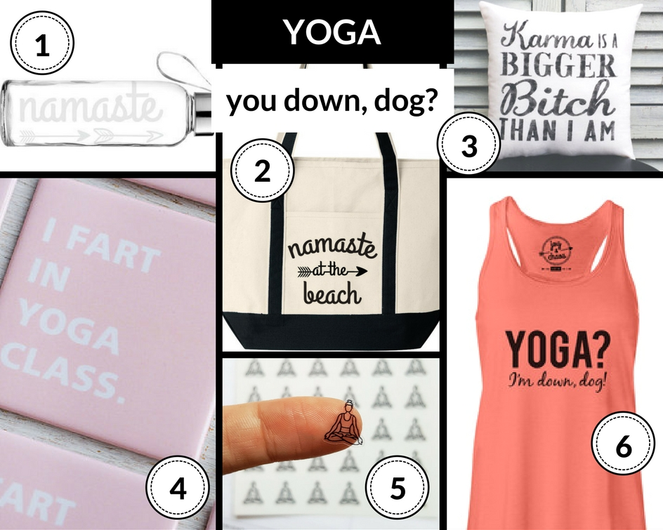 Yoga Gift Idea Round-Up